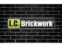 L.C.Brickwork & Restoration (Bricklayer, pointing, builder)