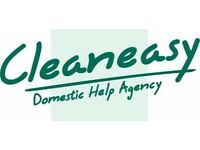 CLEANERS for private homes and offices required in West London - immediate start