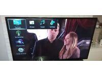 Bush 49 Inch full HD, freeview TV