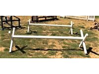 NEW Cavaletti show jumps for training - 1 PAIR - £60