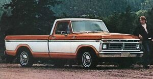 1961 - 1977 Ford Pickup Truck