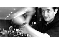 Head Bartender, £8 ph, plus tips, plus bonus, plus benefits