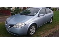 Nissan PRIMERA (GOOD DIESEL RUNNER)