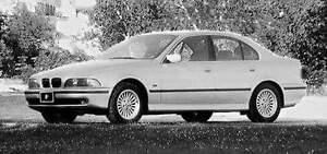 1999 BMW 540i Sedan