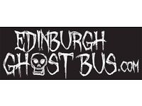 New Members of Street Team Needed To Promote The Haunted History Bus