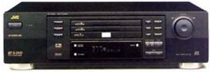JVC 3 CD/DVD Player XV-M555bk just reduced for quick sale