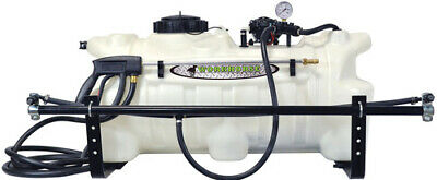 Workhorse 25 Gallon Deluxe Atv 2 Nozzle Sprayer Atv2502