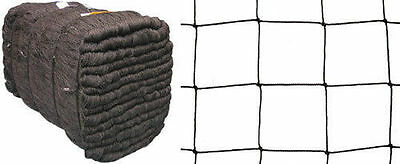 Netz 3,50 m x 17 m Masche 10 cm Teichnetz Volierennetz Vogelschutznetz