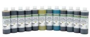 Engrave-A-Crete RAC (Acid) Concrete Stain-Sample Kit 16oz each