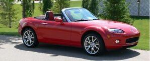 2006 Mazda Miata MX5 Limited Edition