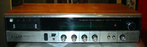 Vintage Sony AM/FM Stereo 8 Track player
