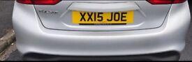 XX15 JOE reg for sale