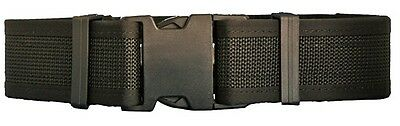 Police Fire Ems Emt Deluxe Nylon Tactical Duty Belt 2 With Hook Loop Size 2xl