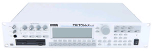 Wanted-Korg Triton Rack Synth.