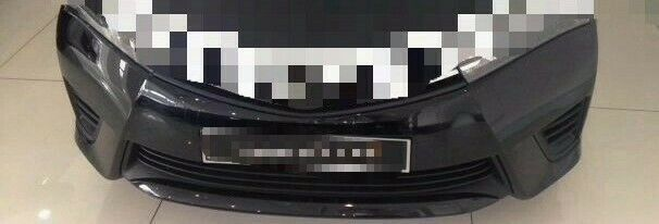 Toyota Altis ZRE171 (Year 2014 on) Front Bumper  (NEW)