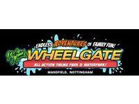 Wheelgate Entry Tickets