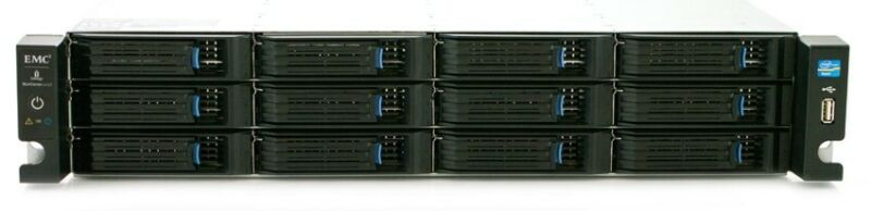Lenovo EMC PX12-400R Network Storage Array 12 Hot Swap Bays