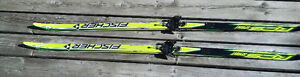Cross Country Skis FISCHER RCS SPRINT 160