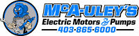 MCA-ULEY'S Electric Motors & Pumps