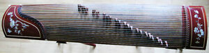 guzheng, guqin, yangqin, erhu, pipa, liuqin, cello, violin