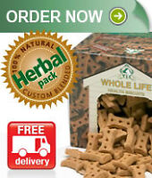 Dog Biscuits - Free Delivery