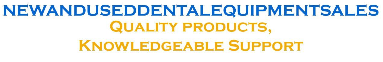 New and Used Dental Equipment Sales
