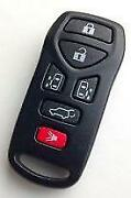 2004 Nissan Quest Remote