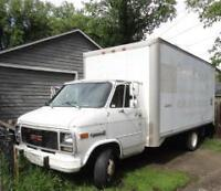 Looking for storage in exchange for transport of good/or else