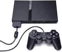 Ps2 3 controllers 8gb memory 1game sell trade older console