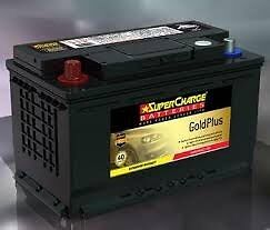 "SuperCharge GOLD Batteries ""BEST FITTED PRICE Brisbane"" Acacia Ridge Brisbane South West Preview"