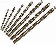 2mm Cobalt Drill Bits