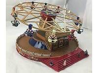 Mr Christmas World's Fair frenzy ride