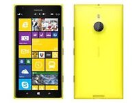 nokia lumia 1520 excellent working phone called ,,tabphone'' 32GB