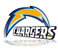san diego chargers items
