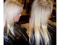 Prebonded fusion hair extensions from £150
