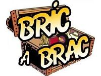 Wanted Brick a Brac, Clothes