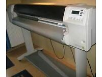 Hp Designjet 3000cp plotter printer