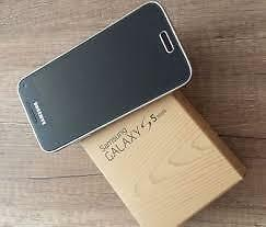 Unlocked Black Samsung Galaxy S5 Very Good Condition Unlocked