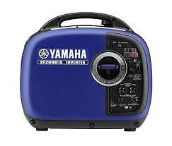 YAMAHA EF1200iS - PORTABLE GENERATOR - BRAND NEW!