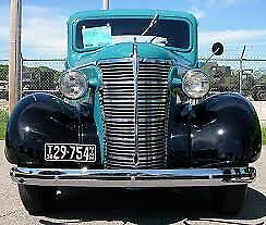 1938 Chevrolet Pick up Truck Grill (NEW)