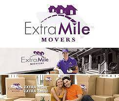 Interstate Removalists  VIC-NSW-QLD Extra Mile Movers Melbourne CBD Melbourne City Preview