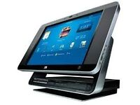 HP all in one touchscreen pc/media centre IQ770