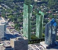 Luxury Condo  1 Bed at Yonge & Sheppard