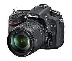 Nikon D7100 & 3 Lens Bundle