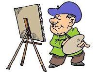 PAINTER & DECORATOR, small home jobs - handyman