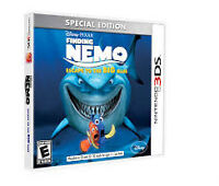 Nintendo DS Finding Nemo -Escape to the BIG Blue For Sale