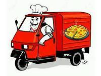delivery driver/ kitchen staff wanted