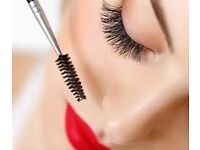 Eyelash extensions * volume lashes* £35