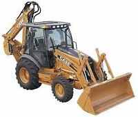 Case 590 Backhoe with Operator for Hire
