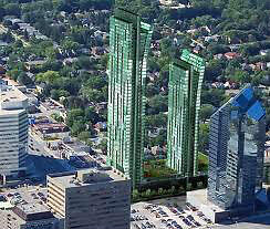 Emerald Park at Yonge/Sheppard - 1Bed Unit to Assign